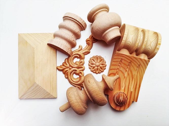 Holzfüße