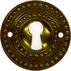 Schild, Messing 30 mm