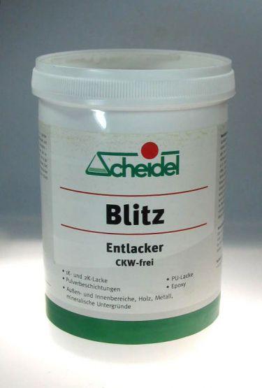 Abbeizer Blitz