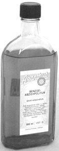 Benzoeharz-Abziehpolitur, 0,5 ltr.