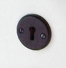 Schlüssellochrrosette Mod. Bremen 49mm