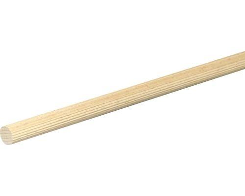 Riffelstab (Holzdübelstange) Ø6 mm x 1 m