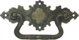 Griffschild, Messing 94x38 mm