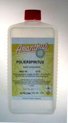 Polierspiritus, 0,75 ltr.