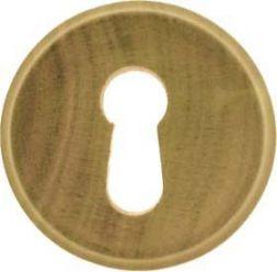 Holzschild zum Einsetzen, Birke 30 mm