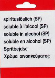 Spirituspulverbeize Farbauswahl