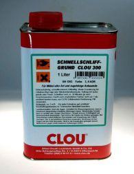 Schnellschliffgrund Clou 300