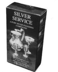Silver Service 100 ml Silberpflegeenthält Silber,