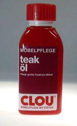 Clou Teaköl 150 ml Pflegeöl