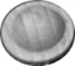 Hütchen -Buche-, Ø 17 mm