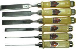 Stechbeitel Marke Holzschraube 2 mm