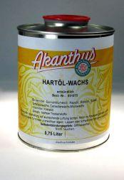Hartöl-Wachs 0,75 ltr